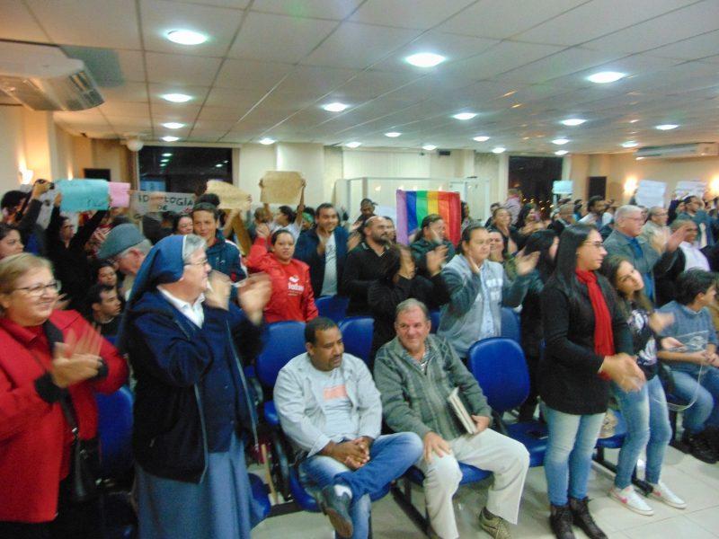 "Vereadores excluem ""ideologia de gênero"""